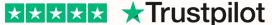 Classificato 5 stelle su Trustpilot