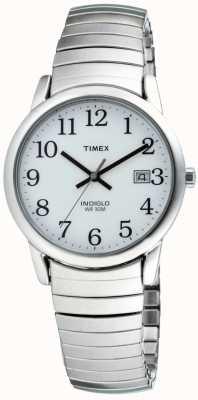 Timex Braccialetto espandibile da uomo con lettore facile da eredità T2H451
