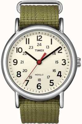 Timex Mens analogico al quarzo T2N651
