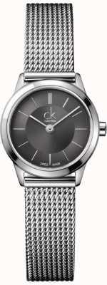 Calvin Klein Bracciale in acciaio inossidabile delle signore con i modelli di corda K3M23124