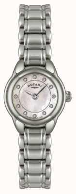 Rotary Vigilanza delle donne in acciaio inox in pietra situata LB02601/07