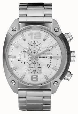 Diesel Gents cronografo orologio da polso in acciaio inossidabile DZ4203