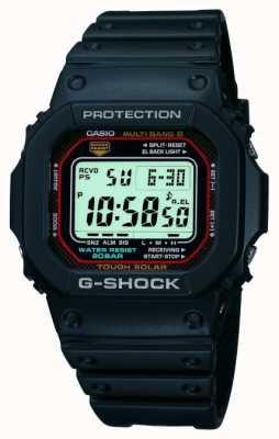 Casio Mens g-shock cronografo sveglia digitale GW-M5610-1ER