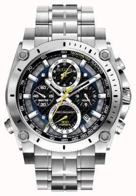 Bulova Cronografo meccanico da uomo con zaffiro 96G175