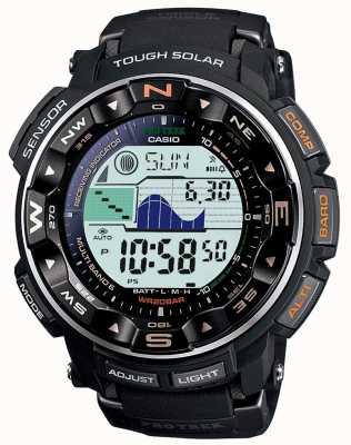 Casio Pro-trek orologio del Gent radiocomandata PRW-2500-1ER
