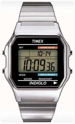 Timex INDIGLO allarme cronografo del Gent T78587