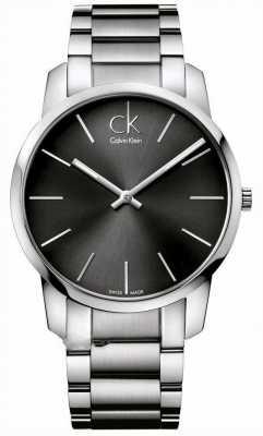 Calvin Klein Orologio città di Gent K2G21161