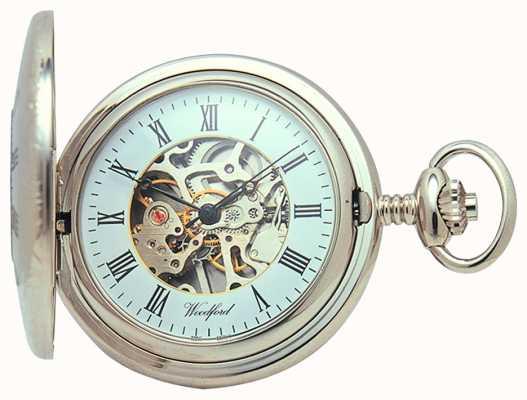 Woodford Meccanico orologio da tasca 1020