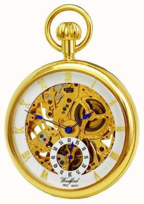 Woodford orologio da tasca aperta volto 1044