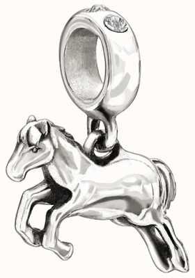 Chamilia Sterling silver w pietra - cavallo - chiaro swarovski 2025-1010