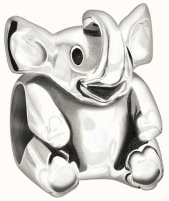 Chamilia Argento Sterling - elefante 2010-3097