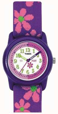 Timex Impara a dire all'orologio del cinturino T89022
