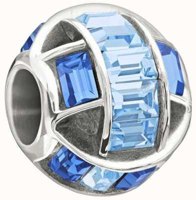 Chamilia Sterling silver w pietra - incantato - blu swarovski 2083-0464