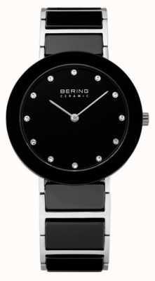 Bering Cristallo inserto orologio di design in ceramica 11435-749
