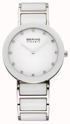 Bering Ceramica e bracciale in metallo orologio 11435-754