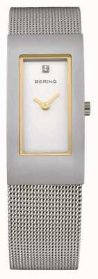 Bering Signore dell'acciaio inossidabile quarzo analogico 10817-004