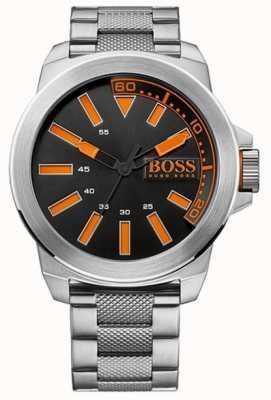 Hugo Boss Orange Uomo Nuovo orologio York 1513006
