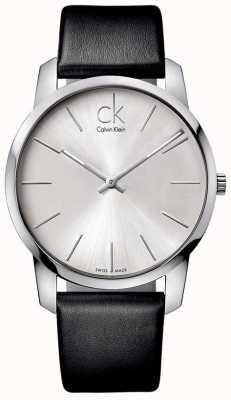 Calvin Klein orologio città Mens K2G211C6
