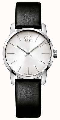 Calvin Klein orologio città Ladies ' K2G231C6