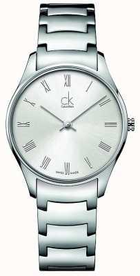 Calvin Klein orologio classico signore in acciaio inox K4D2214Z