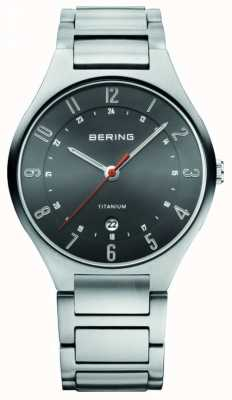 Bering Titanio Gents quarzo analogico 11739-772
