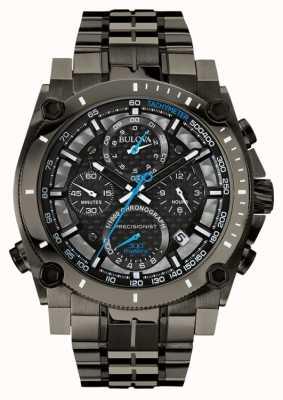 Bulova Mens Precisionist Champlain cronografo 98G229