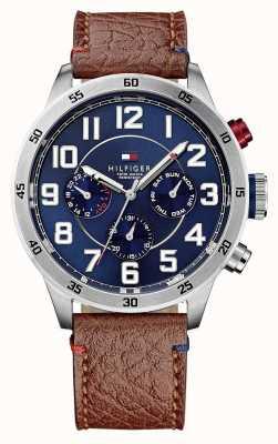 Tommy Hilfiger Mens trent orologio multi funzione 1791066