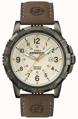 Timex Spedizione Indiglo campo robusto T49990