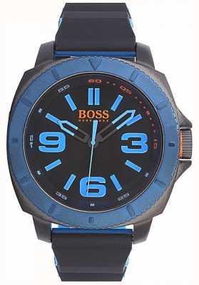 Hugo Boss Orange Mens classico orologio con quadrante nero 1513108