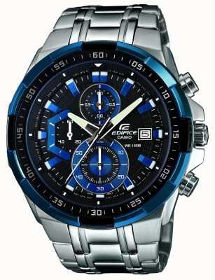Casio Cronografo con orologio da uomo EFR-539D-1A2VUEF