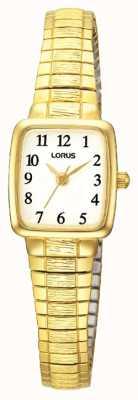 Lorus Oro classico Ladies 'placcato guardare RPH56AX9