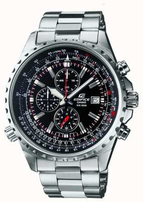 Casio Mens Watch edificio cronografo EF-527D-1AVEF