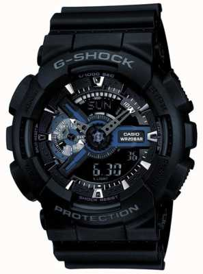 Casio orologio cronografo G-shock GA-110-1BER