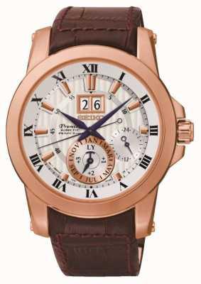 Seiko Mens premier orologio cinetica SNP096P1