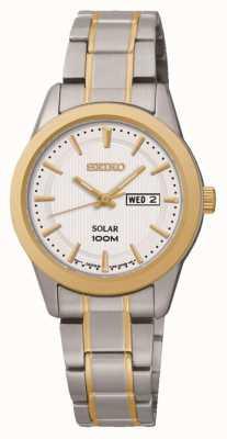 Seiko Onorevoli giorno / data orologio Display SUT162P1