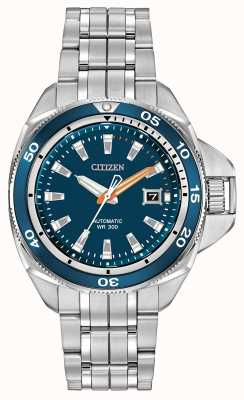 Citizen Firma automatica grand touring sport in acciaio inossidabile NB1031-53L