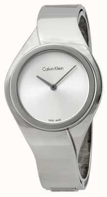 Calvin Klein Signore dell'acciaio inossidabile quarzo analogico K5N2M126