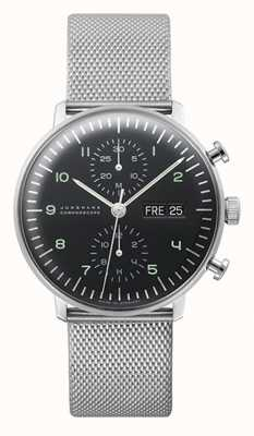 Junghans Max Bill cronoscopio (data inglese) 027/4500.45