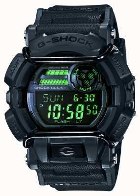 Casio G-shock mens timer Stealth Black GD-400MB-1ER