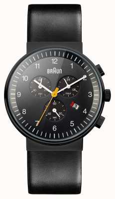Braun Orologi da tutto orologio nero BN0035BKBKG