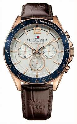 Tommy Hilfiger L'orologio di rosa del geno di Gent 1791118