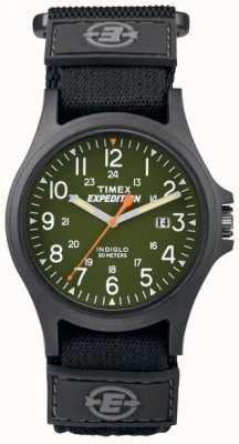 Timex Expédition quadrante verde esploratore Acadia TW4B00100