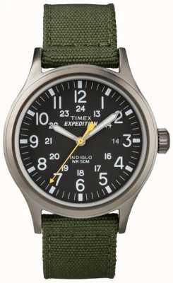 Timex Mens Watch spedizione INDIGLO T49961