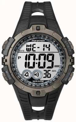 Timex Mens INDIGLO CHRONOGRAPH ALARM maratona T5K802