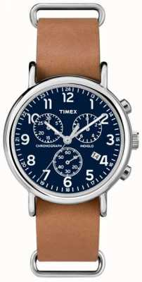 Timex Gents weekender cronografo oversize TW2P62300