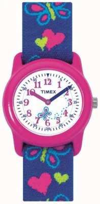 Timex Vigilanza della cinghia della farfalla dei bambini T89001