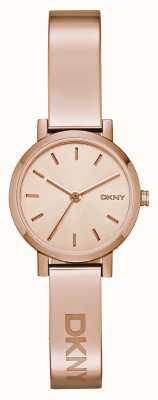 DKNY Onorevoli soho oro rosa braccialetto NY2308