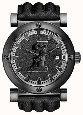 Harley Davidson Mens Watch etichetta nera 78B131