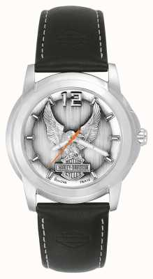 Harley Davidson Black eagle orologio 76A12