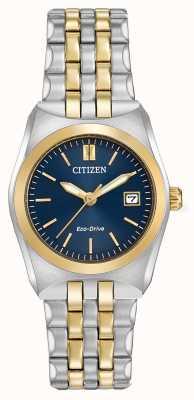 Citizen Onorevoli eco-drive corso WR100 due toni EW2294-53L